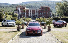 Alfa Romeo Strade Stellate: un tour alla scoperta delle eccellenze italiane