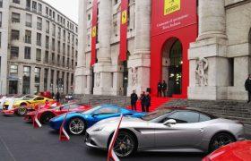 Ferrari vince, ma in Piazza Affari