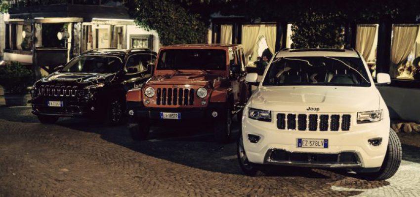 Il privilegio di chiamarsi Jeep
