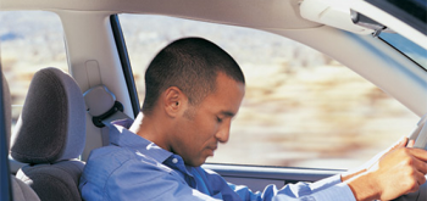 Russatori e guida, sonnolenza in agguato