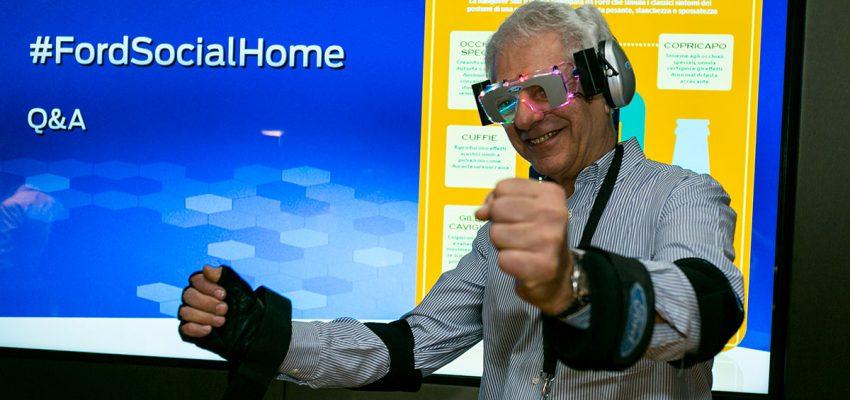 Il simulatore Ford sulla guida in stato di ebbrezza entri ora nelle scuole guida