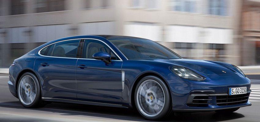La nuova Porsche Panamera prende spunto dalla 911
