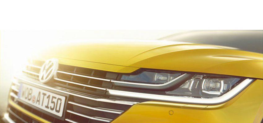 Arteon, la nuova super coupé di Volkswagen