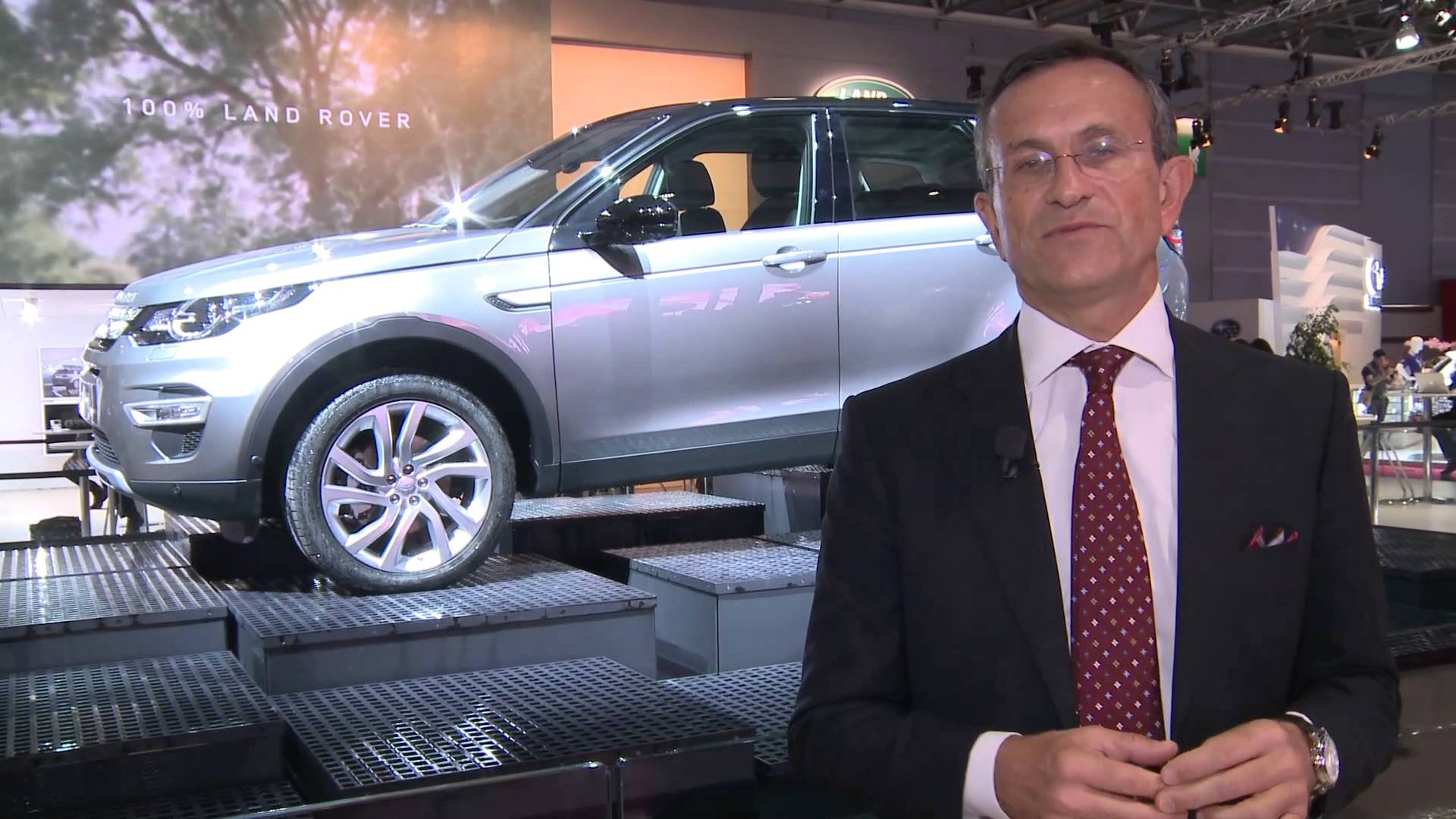 Daniele Maver, presidente e ad di Jaguar Land Rover Italia