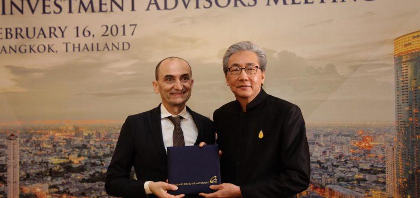 Il riconoscimento della Tailandia all'italiana Ducati
