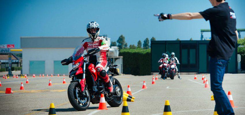 Al via i corsi guida di Ducati