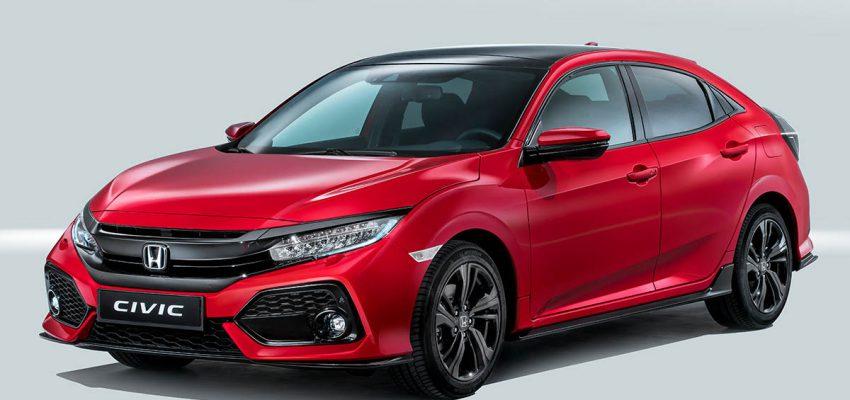 "La ""trasgressiva"" Honda Civic punta sull'efficienza"
