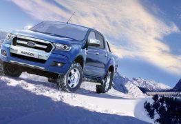 Ecco come Ford sostiene le Truppe Alpine