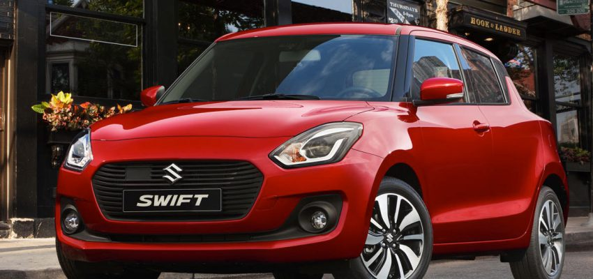 Suzuki Swift, innovare con saggezza