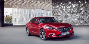 Mazda6 2017, il guidatore al centro del progetto