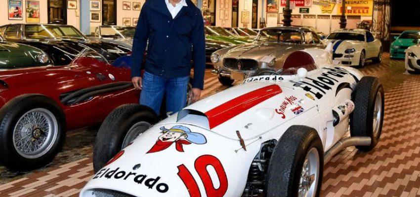 Rivera, mito del baseball Usa, a scuola di Maserati