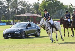 Maserati-La Martina in onore del Polo Tour