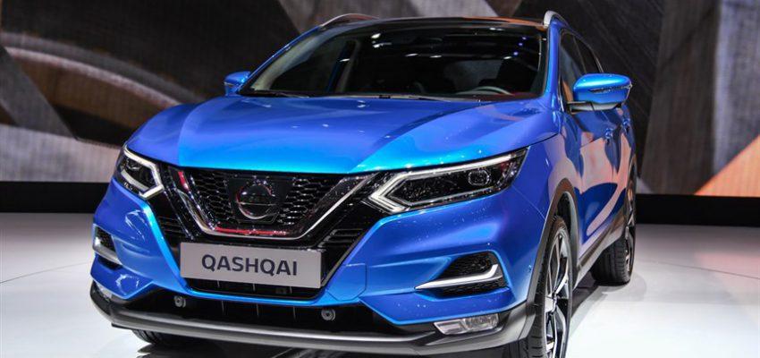 """Nissan Qashqai è già """"mobilità intelligente"""""""