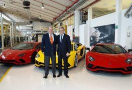Passione e sangue blu, con occhio a Lamborghini