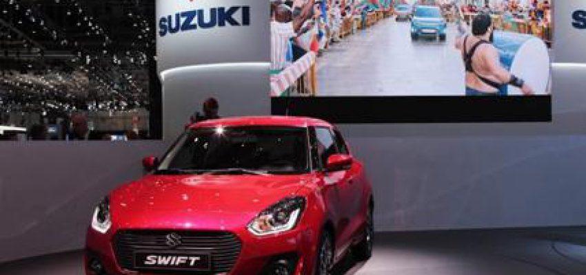 """Suzuki Swift, """"piccolo"""" è ancora """"bello"""""""