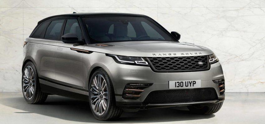Ecco Range Rover Velar, tedeschi avvisati