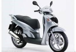 """L' """"italiana"""" Honda rinnova lo scooter a ruote alte"""