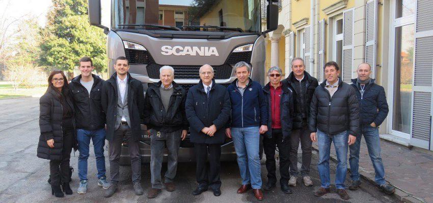 Scania, al via il progetto di formazione di aspiranti meccanici
