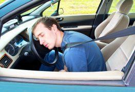 Il sonno disturbato e la guida pericolosa