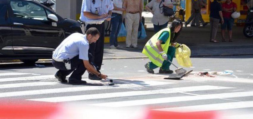 Donne e uomini ugualmente a rischio sulla strada