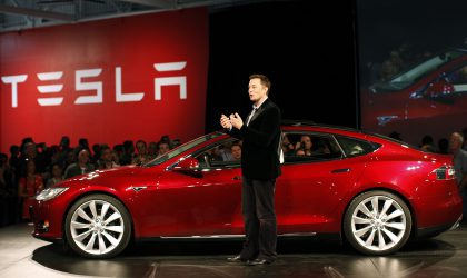 "La ""piccola"" Tesla è ""grande"" a Wall Street"