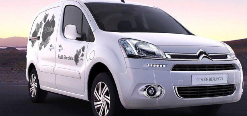 Citroën Berlingo elettrico, tanto spazio senza inquinare