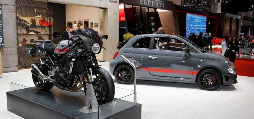 Abarth e Yamaha, una partnership che vince