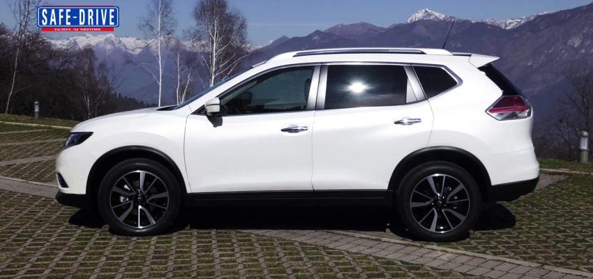 Prova su strada: Nissan X-Trail