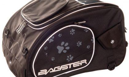 Puppy, la borsa per trasportare in moto gli amici a quattro zampe