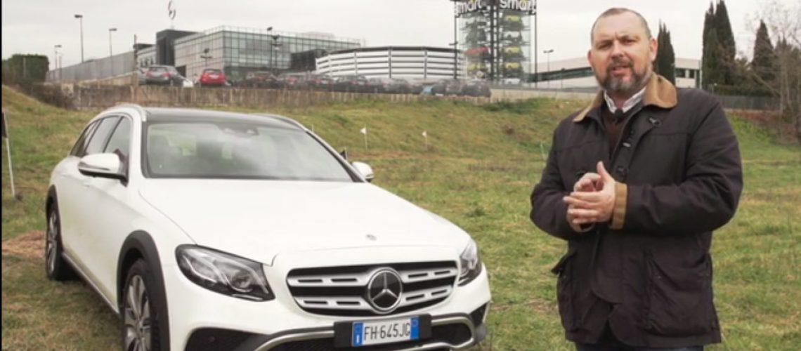 Mercedes Classe E All Terrain…