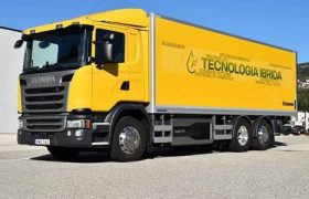 """Per Scania +40% le vendite """"green"""""""
