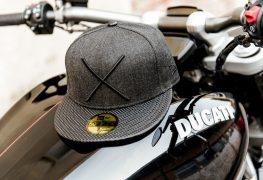 I mitici cappellini New Era per Ducati