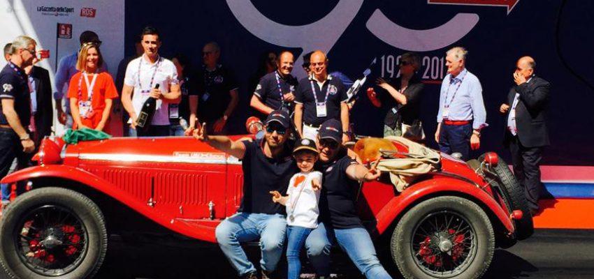 Mille Miglia e nuovo Rinascimento Alfa Romeo