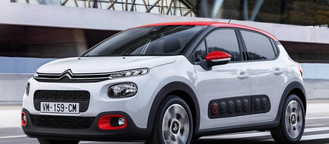 Citroën C3 anche con cambio automatico