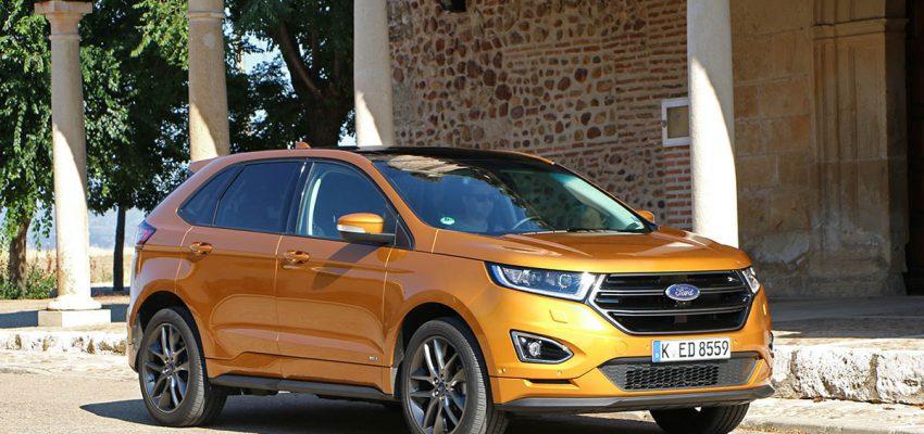 """Ford Edge, fino al 31 il """"gigante"""" a 39.000 euro"""