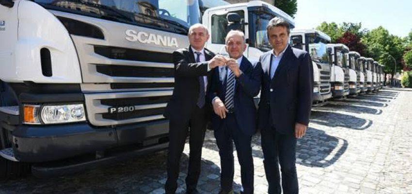 Scania e Formula Ambiente per una Romagna più sostenibile