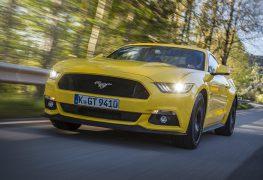 """Mustang, la """"muscle car"""" che tutti invidiano a Ford"""
