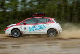 "Nissan Leaf ""elettrizzerà"" il Mongol Rally"