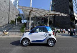Il boom italiano di car2go