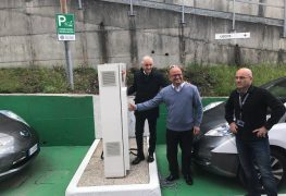 Nissan, Enel, e IIT insieme per lo sviluppo della mobilità elettrica.