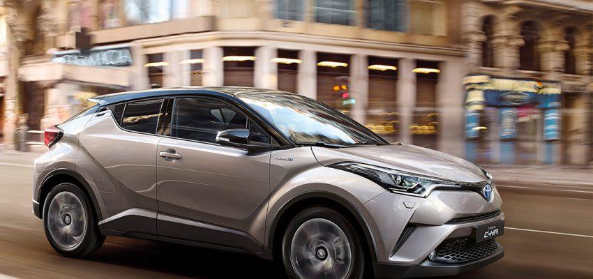 Toyota C-HR, novità per un nuovo cult