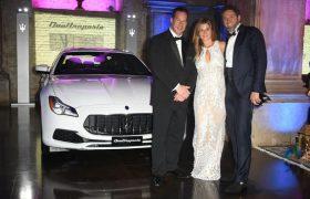 Maserati per il…