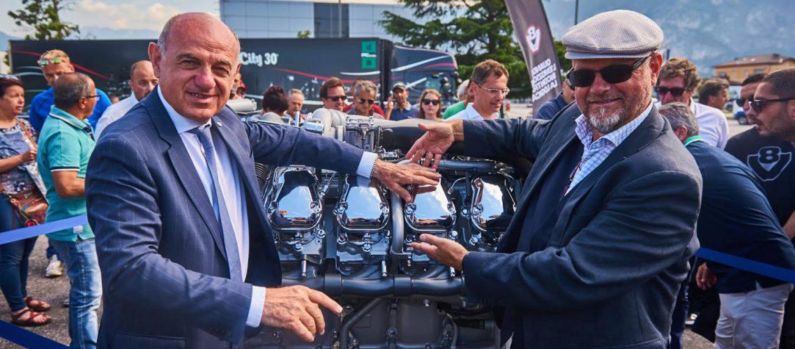"""Exploit a Trento per """"I giorni del re"""" di Scania"""