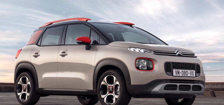 Citroën C3 Aircross a misura di cliente