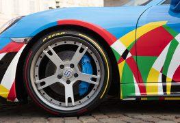 Se i Pirelli Color Edition ispirano l'artista