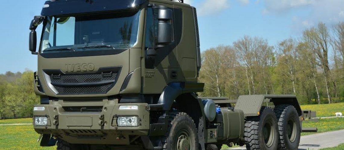 Iveco Defence Vehicles per l'Esercito svizzero