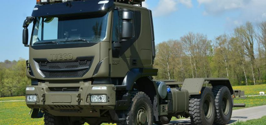 Iveco Defence Vehicles per l'Esercito svizzero