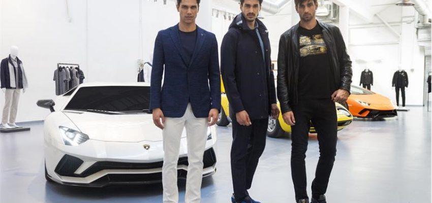 Vestire Lamborghini