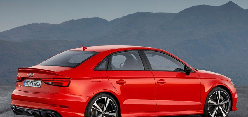 Audi e il 5 cilindri più potente in assoluto
