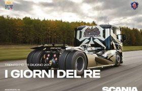 """""""I giorni del re"""" di Scania"""
